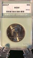 2003-P Kennedy Half Dollar 50c Brilliant Uncirculated