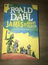 James and the Giant Peach by Roald Dahl (Paperback, 2016) Free P & P