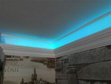Uplighter Coving Cornice XPS-Polystyrene Super Quality for  LED lighting LED-1