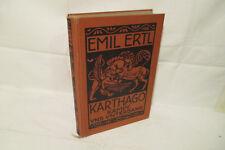 Cartagine lotta e affondamento, Emil ERTL 1925