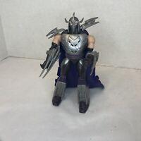 """2012 Viacom Teenage Mutant Ninja Turtles Shredder 5 1/2"""" Tall Damaged Sword"""