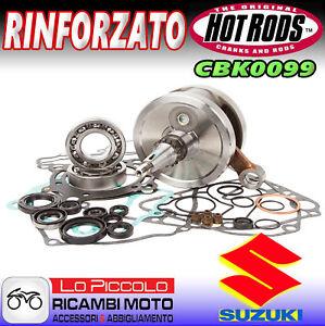SUZUKI RMZ 250 2004 2005 2006 HOT RODS KIT REVISIONE MOTORE ALBERO + CUSCINETTI