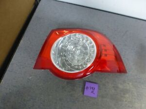 2007-2011  VW Eos OEM Right Passenger Tail Light Assembly  #498