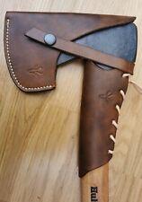 Leather sheath & overstrike Hultafors Hunters Axe Ekelund premium 0.85kg