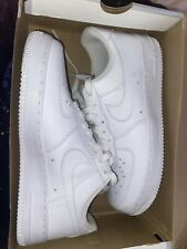 air force 1 white low