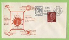 Spain Cover Space Postal Stamps