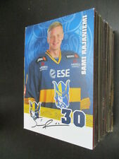 68230 Sami Karalahti Eishockey original signierte Autogrammkarte