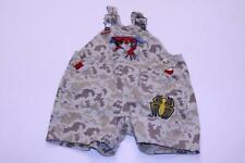 Infant/Baby Spider-Man 24 Months Camo Overalls Bibs Shorts Marvel