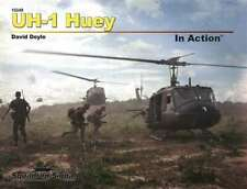 UH-1 Huey in Action, Vietnam, Iraq helicopter (Squadron Signal 10249)