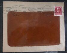 1920 Munich Bayern Germany Window Cover Make Post check Cancel