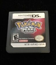 Pokemon: Pearl Version (Nintendo DS, 2007) (US SELLER)