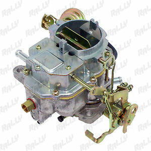 158 NEW CARBURETOR CARTER STYLE BBD HIGH TOP DODGE 273 318 8 CYL 72-85