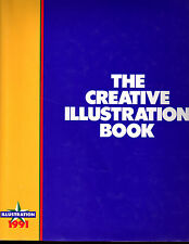The Creative Illustration Book, 1991 by Creative Black Book Staff (1990,...