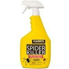 New Harris Hsk-24 Spider Bug Pest Killer Spray 32Oz Ready To Use Trigger 7714389