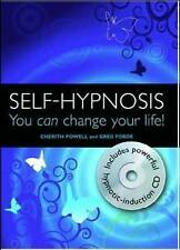 Self-Hypnosis: You Can Change Your Life! by Cherith Powell, Greg Forde (with cd)