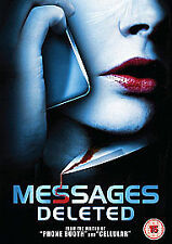 Messages Deleted [DVD] [2010], DVDs