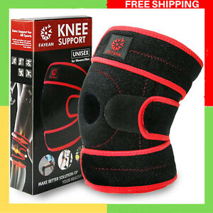 FAYEAN Knee Brace Support,Relieves ACL,LCL,MCL,Meniscus Tear,Arthritis,Open Pate