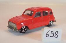 Norev Mini Jet Nr. 301894 Renault 4L rot #698