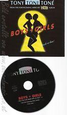 CD--TONY TONI TONE -2012- - SINGLE -- BOYS&GIRLS [4 TRACKS EP]
