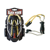 FIONDA Professionale --> BLACK WIDOW <-- BARNETT slingshots CATAPULT