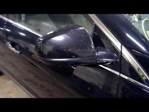 Rh Passenger Side Door Mirror 2010 Srx Sku#2590490