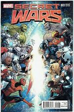 SECRET WARS #1 CHEUNG 1:100 INCENTIVE VARIANT COVER