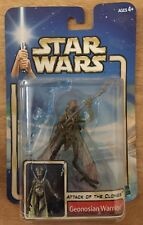 Star Wars Geonosian Warrior Attack of  the Clones Episode 2 Carded