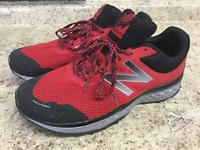 488436dc4ebc Men s New Balance MT620V2 Crush Trail Running Shoes MT620LR2 Red Size 11 4E  Wide