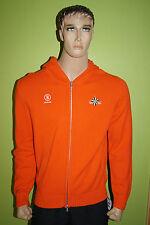 BOGNER DSV TEAM Hoody Jacke Turin 2006 Ski Winter Olympiade Gr.50 orange