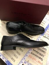 NEW To Boot New York ADAM DERRICK Black Wing Tip Lace Kipling SZ10 MADE IN ITALY