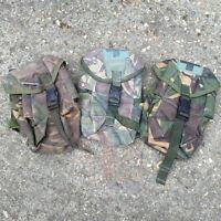 UK BRITISH ARMY SURPLUS ISSUE DPM IRR PLCE MEDICAL TRAUMA POUCH,MEDIC PACK