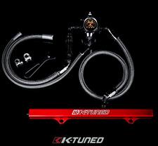 K-Tuned Center Feed Fuel System for 91-01 Honda Civic EG EK Integra DC2