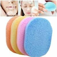 Face Facial Wash Pad Makeup Remover Cleaning Sponge Puff Buffer Exfoliator Scrub