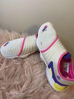 NEW Nike Free RN Flyknit 3.0 Running Shoe Women's Size 8.5 CK0822-001 Pink White