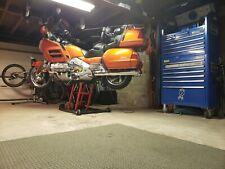 Pitbull Hydraulic Motorcycle Lift Jack