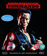 COMMANDO - BLU-RAY - REGION B UK