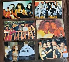 More details for 15 x spice girls photographs / cards 90's girl power