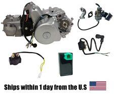 110cc 4-stroke Engine Auto REV Electric Start ATV GO Karts 1P52FMH KIT Carb CDI