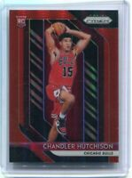 2018-19 CHANDLER HUTCHINSON PANINI PRIZM RC RED PRIZM #ED /299!!