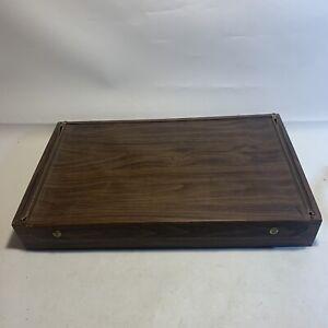 Vintage Gorham w/Pacific Silver Cloth Flatware Silverware Case Box