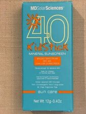 MDSolarSciences KidStick Mineral Sunscreen  SPF 40 New Boxed FreeShip