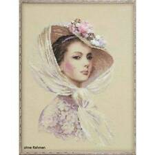 RIOLIS R100/028 Counted Cross Stitch Kit 30cm by 40cm Lilac Evening