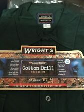 WRIGHTS WORK SHIRTS Size2XL  Set 4 - Spin off Of Hard Yakka Great Quality