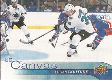 Logan Couture #C186 - 2016-17 Series 2 - UD Canvas