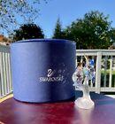 Swarovski Crystal Malachite Kingfishers Blue Birds 623323 MIB