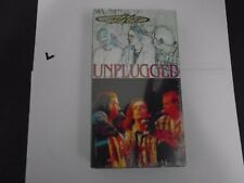 THE KRY UNPLUGGED VHS NEW