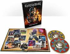 IRON MAIDEN The Book Of Souls Live Chapter (2017) Deluxe Edition 2-CD NEW/SEALED