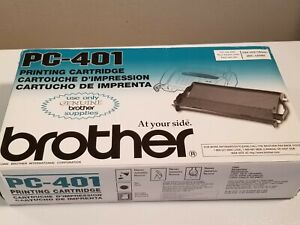 Brother Print Cartridge PC-401 For Use With FAX-560/580MC MFC-660MC