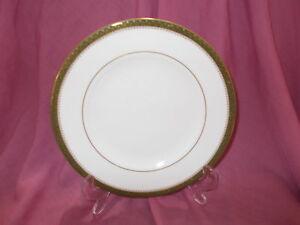 Wedgwood CHESTER  Side Plate. Inner Gold Line.Diameter 6 inches