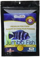 NORTHFIN JUMBO FORMULA 4mm 250g FREE UK POSTAGE NEW RRP